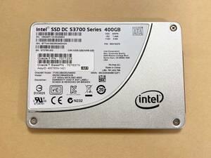 送料込 Intel SSD DC S3700 400GB HET-MLCチップ SATA 2.5inch データセンター ハイエンド 専用コンデンサ搭載