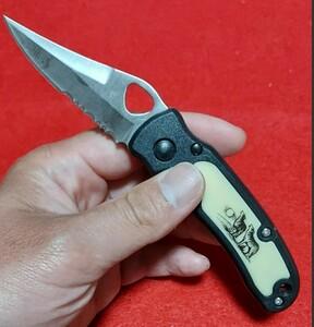 ウルフハンター フォールディングナイフ 折りたたみ式ナイフ