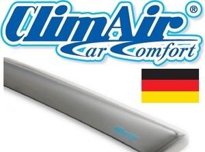 【M's】BMW 7シリーズ セダン ロング F02 (09y-15y) リア ドアバイザー 左右 CimAir製 クリムエアー 400207