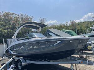 2019 US YAMAHA 212X ジェットスポーツボート極上艇21FT