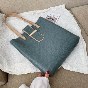 ショルダーバッグ女子ハンドバッグ大容量ハンドバッグおしゃれトートバッグ