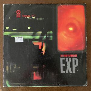 DJ Shufflemaster EXP 2LP レコード