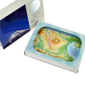 世界文化遺産 貨幣セット 富士山 立体地図 ジオラマ 2014年 平成26年 造幣局 A800-0-01145