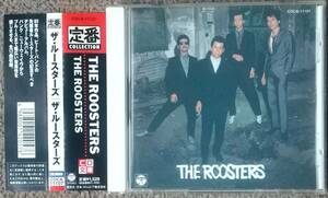 THE ROOSTERS 1st 帯付きCD ルースターズ 大江慎也