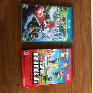 WiiUソフト マリオカート  WiiU マリオ