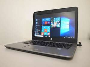 ■071/第6世代/HP/CT Notebook PC/EliteBook 820 G3/Corei3-6100U/メモリ4GB/SSD128GB/WIN10/WEBカメラ/(2021-0528-071)■