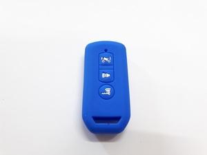 タイホンダ シリコンスマートキーカバー ブルー PCX JF81 KF30  フォルツア  JA48 C125 MF13