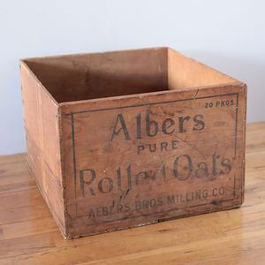 木箱 アンティーク ヴィンテージ インダストリアル 収納 ウッドボックス 木製 おしゃれ 雑貨 ブルックリン かっこいい リビング 大型