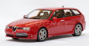 オットー OTTO-MOBILE 1/18 アルファロメオ 156 GTA スポーツワゴン / Alfa Romeo 156 GTA Sportwagon 限定 ◇OT746