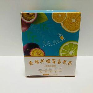 キンカン レモン パッションフルーツ茶 ハチミツ レモン 110g 美味しい ♪
