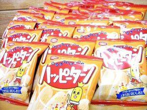 (0●3C) 亀田製菓 ハッピーターン 32g×30個 21.11.16/●