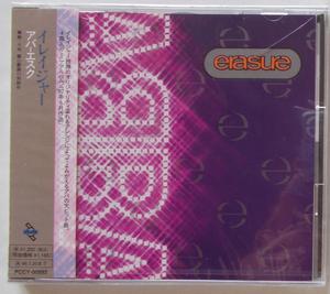 """新品未開封CD イレイジャー """"アバ-エスク"""" PCCY-00592"""