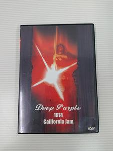 ●【中古DVD】「Deep Purple 1974 California Jam」 ディープ・パープル ライブ ミュージック [管]B2