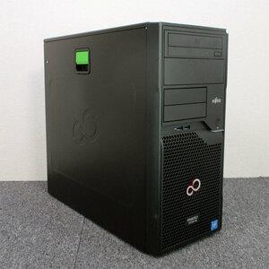 сервер прекрасный товар * Fujitsu PRIMERGY TX1310 M1 Celeron G1820(2.7G) память 4GB/1TB Win10/Office#2-899