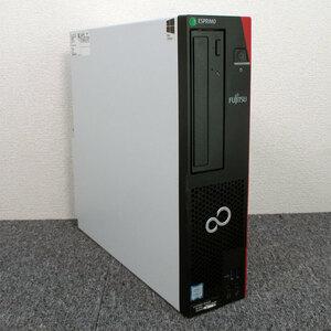 no. 6 поколение CPU установка * Fujitsu ESPRIMO D556/M Core i3-6100(3.7G/2C/4T) память 8GB HDD500GB Win10/Office#2-1083