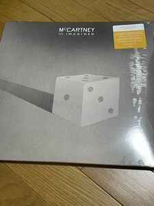 McCartney III Imagined GOLD VINYL Paul MCcartney ポールマッカートニー