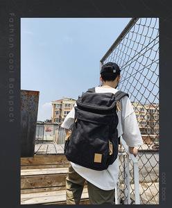 バックパック リュックサック 大容量 山登り 学生カバン 多機能 キャンプ用リュック 防災バッグ 海外旅行に適用(ブラック)