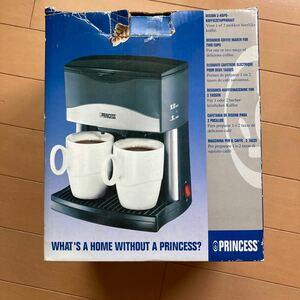 PRINCESS 2カップコーヒーメーカー (磁器製カップつき) Z-PC2193