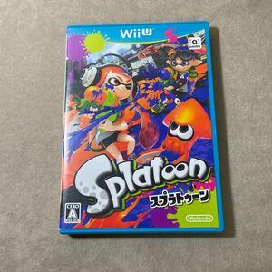 Splatoon(スプラトゥーン)WiiU