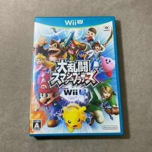 大乱闘スマッシュブラザーズ for WiiU