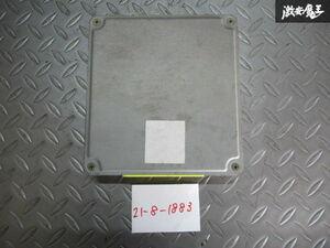 保証付!! マツダ 純正 NA6CE ロードスター 5MT B6-ZE エンジンコンピューター ECU CPU 動作OK 即納 棚M-1