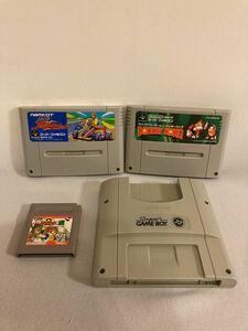 任天堂 スーパーファミコンカセット、スーパーゲームボーイ