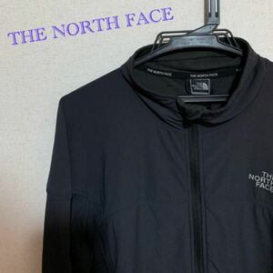 THE NORTH FACE ソフトシェルジャケット ブラック