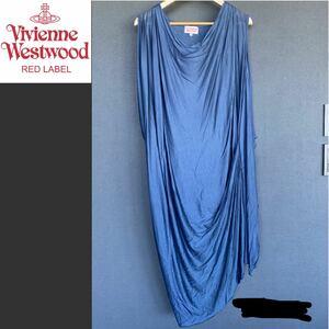 ヴィヴィアンウエストウッド レッドレーベル 変形ワンピース Vivienne Westwood REDLABEL