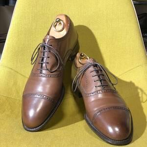 Otsuka 大塚製靴 大塚商店 ストレートチップレザーシューズ 27.0 日本製 ビジネス