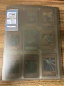 【遊戯王カード126枚まとめ売り、ファイル付】ブルーアイズ 真紅眼の黒竜 レッドアイズ トライホーンドラゴン