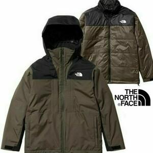 THE NORTH FACE ノースフェイス ストームピークトリクライメイトジャケット XL