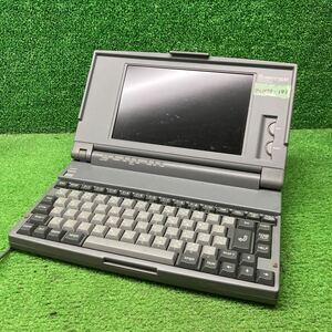 PCN98-188 激安 PC98 ノートブック NEC PC-9801NS/E 通電、起動OK 画面表示NG ジャンク