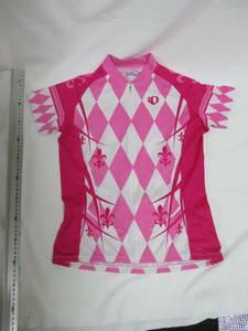 Pearl Izumi 半袖 サイクルジャージ XS 女性用 サイクリング ロードバイク クロスバイク マウンテンバイク