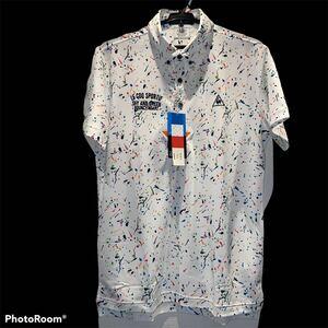 ルコック le coq sportif ゴルフウェア ポロシャツ 半袖