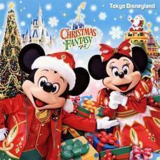 東京ディズニーランド クリスマス・ファンタジー 2014 レンタル落ち 中古 CD
