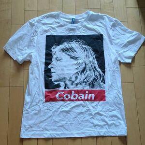Nirvana Kurt Cobain グランジ Tシャツ