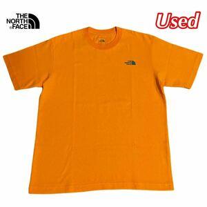 THE NORTH FACE ノースフェイス Tシャツ Used 別注限定モデル