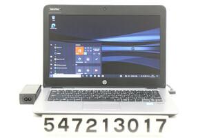 hp EliteBook 820 G3 Core i3 6100U 2.3GHz/8GB/256GB(SSD)/12.5W/FWXGA(1366x768)/Win10 スピーカー難あり 【547213017】