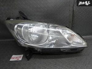 ホンダ 純正 GB3 GB4 フリード 後期 ハロゲン ヘッドライト ヘッドランプ 右 運転席側 KOITO 100-62053 割れ無し 在庫有 即納 棚10-5