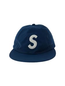 Supreme◆S-Logo 6-Panel Cap/キャップ/FREE/ゴアテックス/BLU