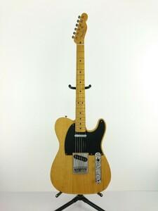Fender Japan◆エレキギター/テレキャスタイプ/ナチュラル・木目/2S/CLASSIC 50S TELE VIN