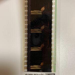 ジブリ美術館限定フィルムブックマーカー スタジオジブリ映画 千と千尋の神隠し6