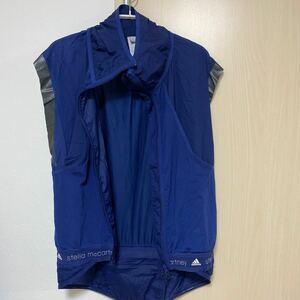 ステラ マッカートニー adidas トレーニングウェア パーカー、シャツ、レギンス、バイザーセット