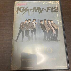 Kis-My-Ft2 DVD+CD/YOSHIO -new member- 初回生産限定 ジャケットA 13/3/27発売