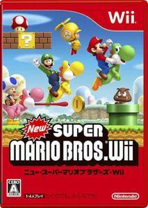NewスーパーマリオブラザーズWii ニュースーパーマリオブラザーズWii Wii ニュースーパーマリオブラザーズ