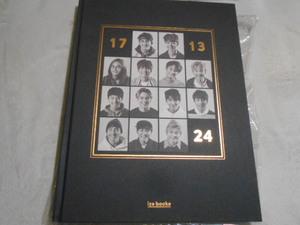 韓流【SEVENTEEN 1st Photobook 17 13 24 Seventeen's 24 Hours フォトブック 写真集+THE BOYS ポストカードブック】韓国