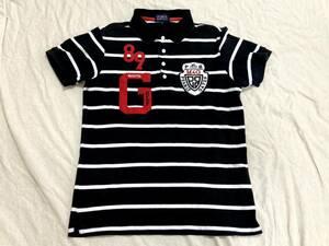 パーリーゲイツ PEARLY GATES ポロシャツ ブラック