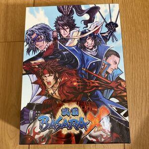 戦国BASARA X(クロス) PS2 ゲームソフト 限定版 中古美品