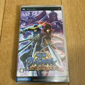 戦国BASARA バトルヒーローズ 中古ゲームソフト PSP ソフト