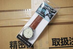 【ジャンク品 動作未確認】CREPHA クレファー 腕時計 ウォッチ 紳士用腕時計 クリーム ROS-2007-BR メンズ
